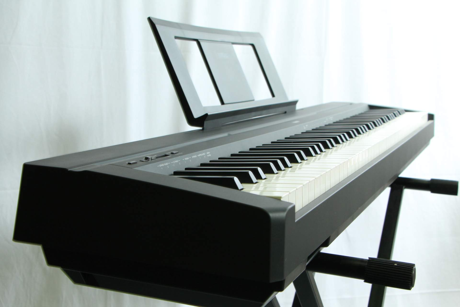yamaha p45b rent from 21 month musicorp australia. Black Bedroom Furniture Sets. Home Design Ideas