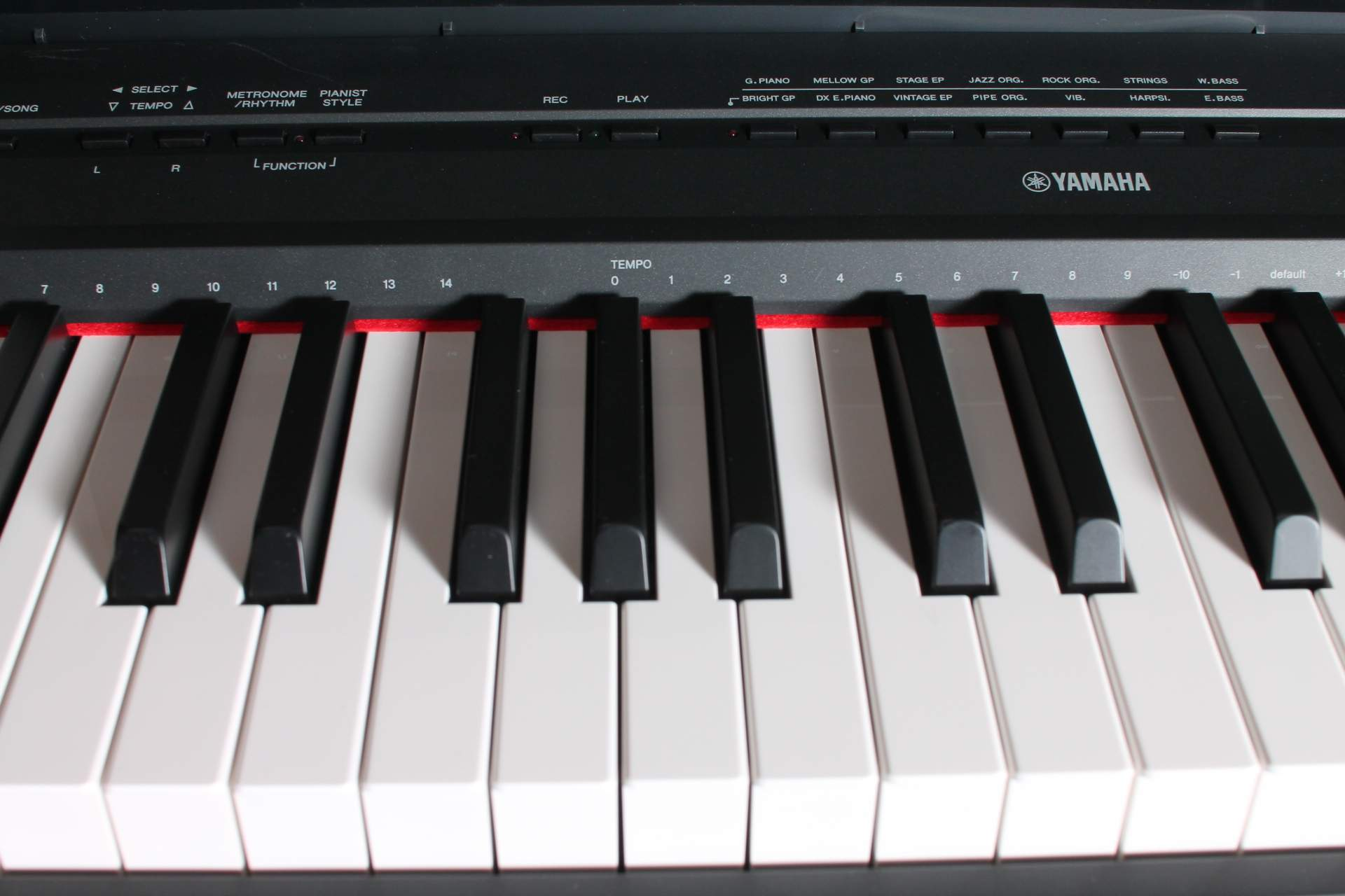 Yamaha p115 rent from 29 month musicorp australia for Yamaha p 115 88 key