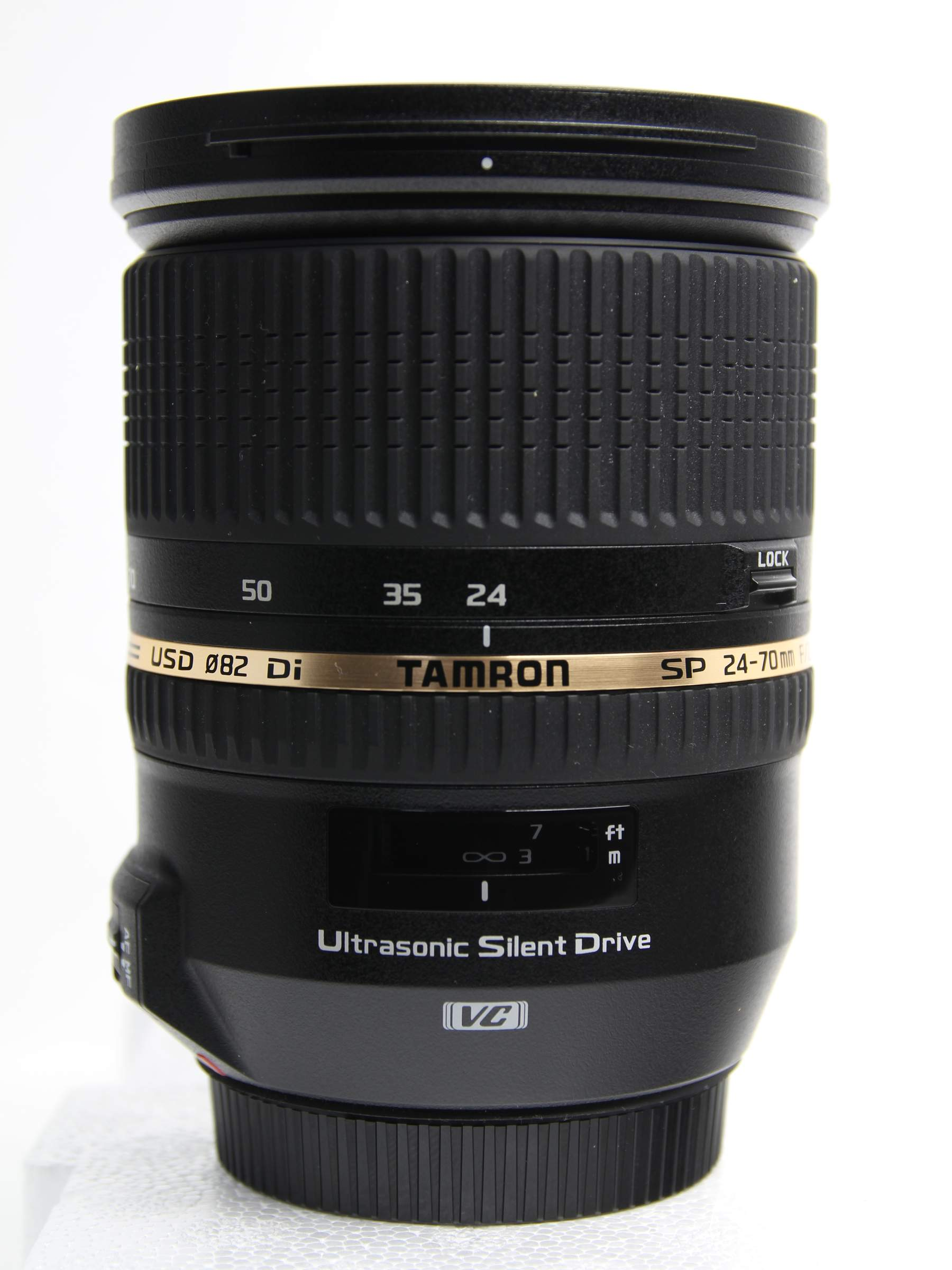 tamron sp 24 70mm f2 8 di vc usd rent from 44 month. Black Bedroom Furniture Sets. Home Design Ideas