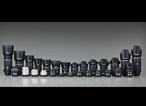 K-Mount Compatible with 25 Million PENTAX lenses